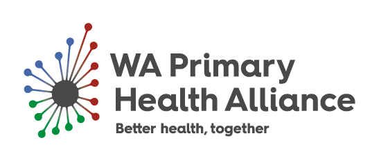 Logo for Ride for Youth Team, WA Primary Health Alliance