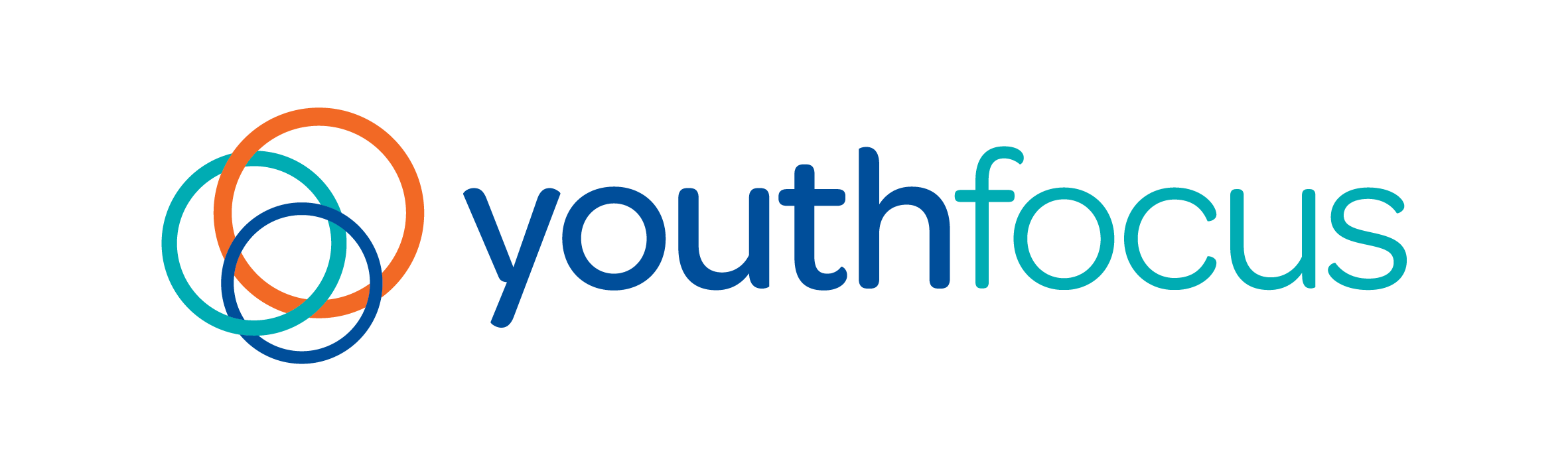 Logo for Ride for Youth Team, Youth Focus