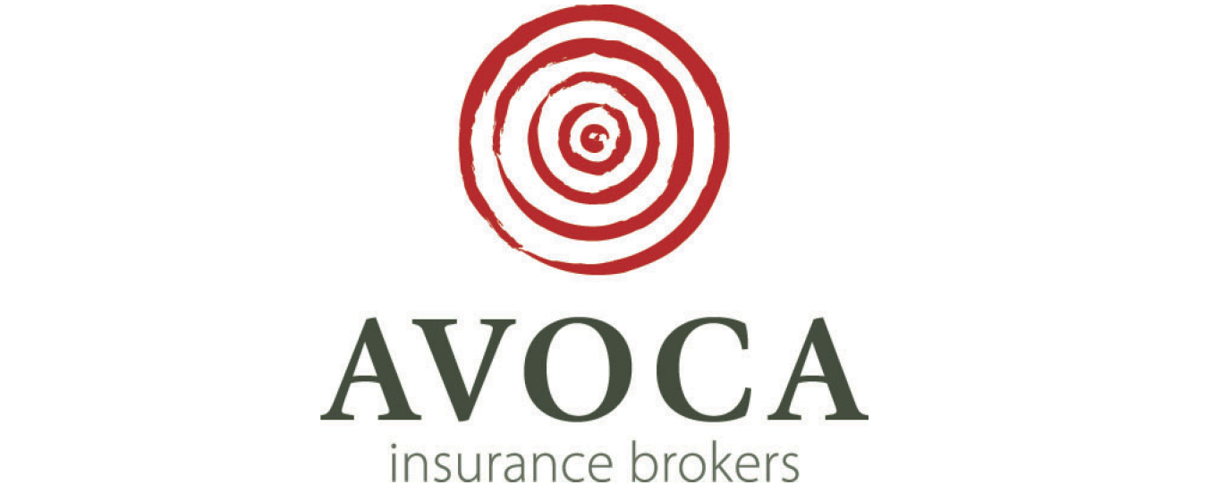 Logo for Ride for Youth Team, Avoca Insurance Brokers