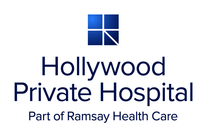 Logo for Ride for Youth Team, Hollywood Private Hospital