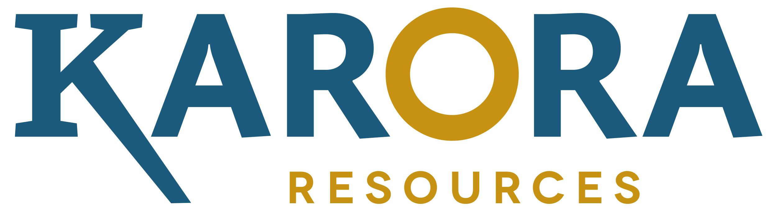 Logo for Ride for Youth Team, Karora Resources
