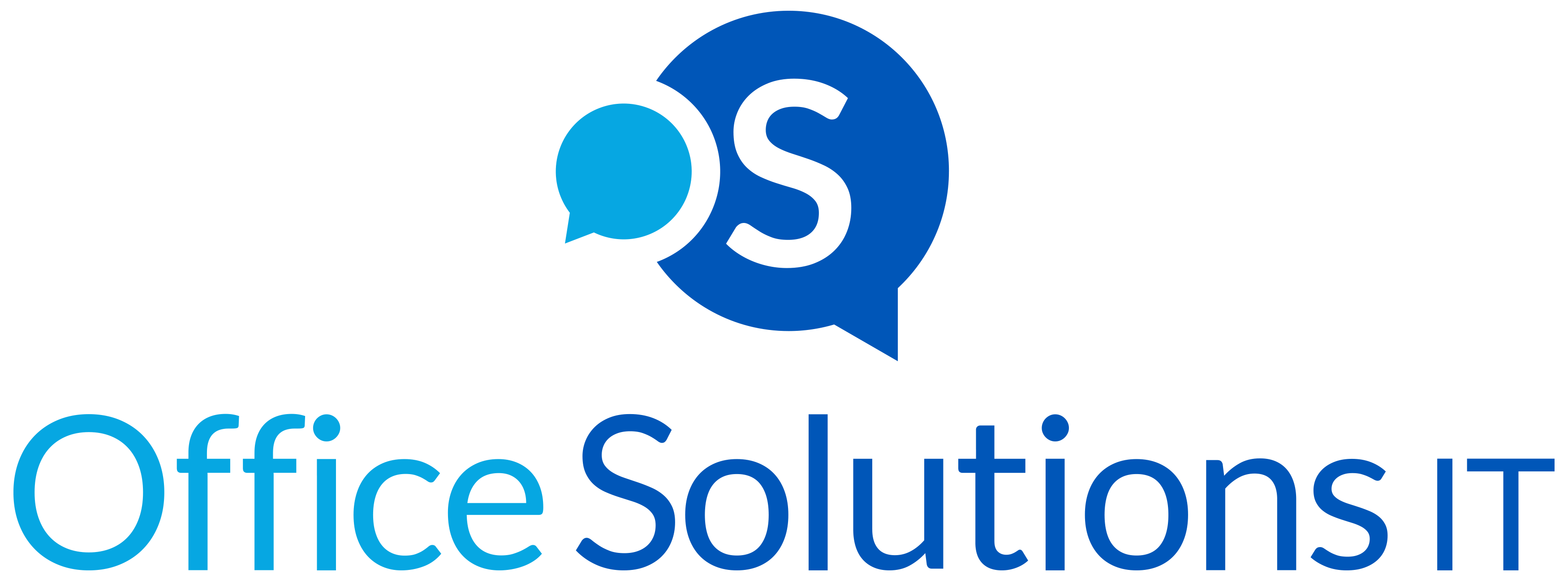 Logo for Ride for Youth Team, Office Solutions IT